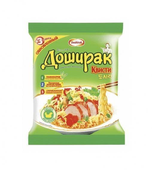 Лапша Доширак Квисти Курица 70 грамм