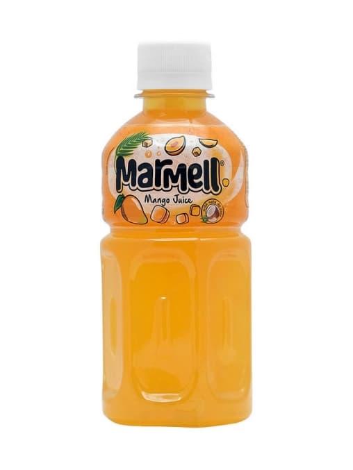 Напиток Marmell Ната де Коко со вкусом Манго 320 мл ПЭТ