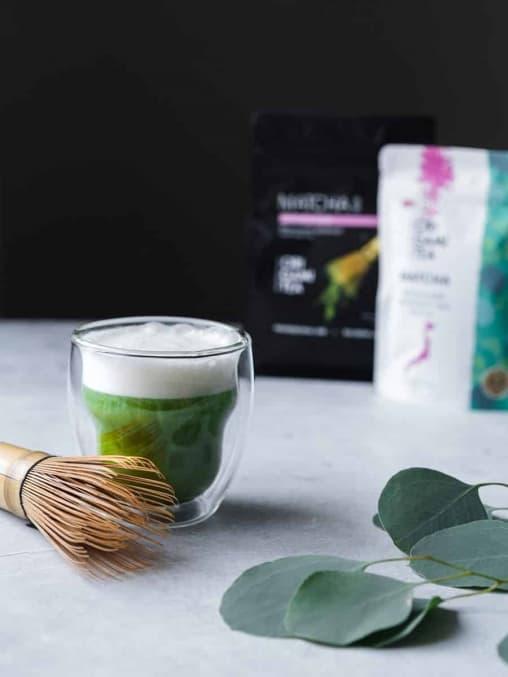 Японский чай ORIGAMI TEA  матча Standard grade 200 г
