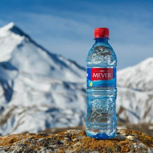 Вода питьевая Мевер Mever 500мл ПЭТ