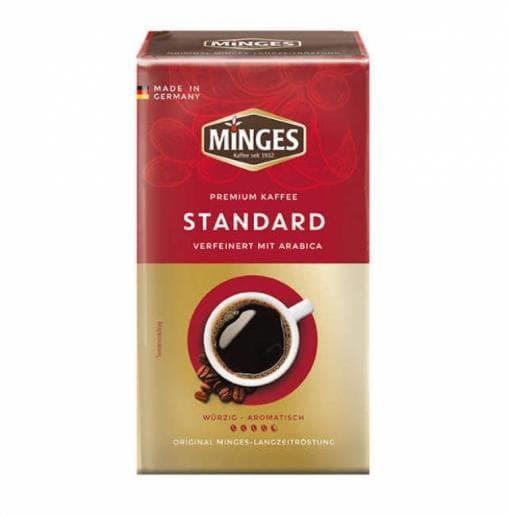 Кофе молотый Minges Standard 500 г (0,5кг)
