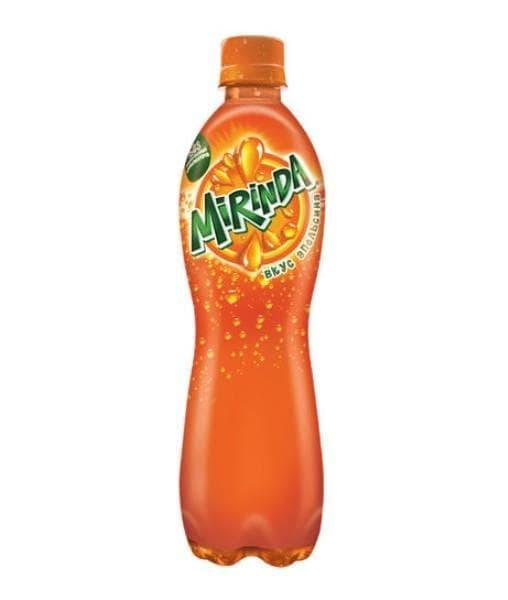 Газированный напиток Mirinda Апельсин 500мл ПЭТ