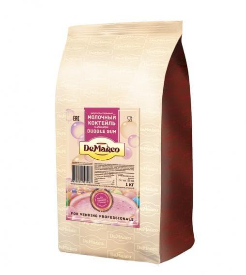 Молочный коктейль DeMarco Bubble Gum 1000 гр (1 кг)