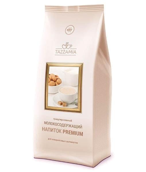 Молочный напиток Tazzamia Premium в гранулах 500 гр