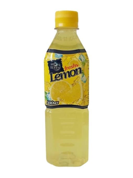 Напиток Moonberry Fresh Lemon 500мл ПЭТ
