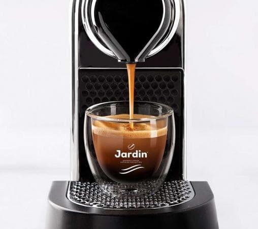 Кофе капсулы JARDIN Ristretto Nespresso 5г х10