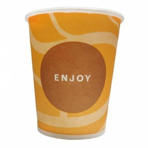 Бумажный стакан Huhtamaki SP12 Enjoy d=90 300мл
