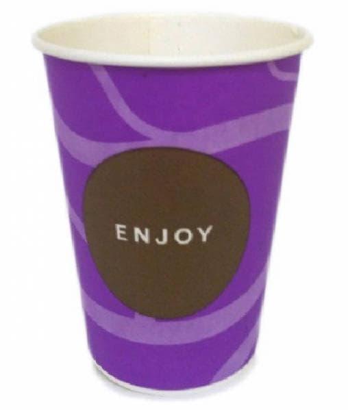 Бумажный стакан Huhtamaki SP16S Enjoy d=90 400мл
