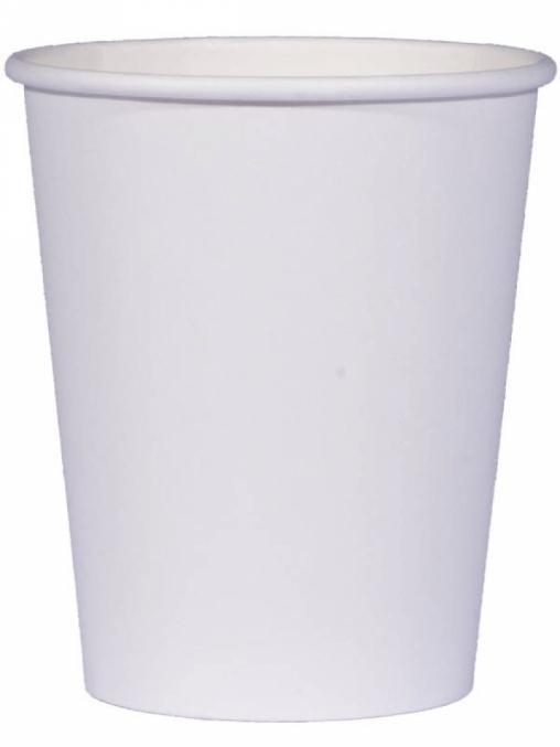 Бумажный стакан Huhtamaki SP9 белый d=80 200мл