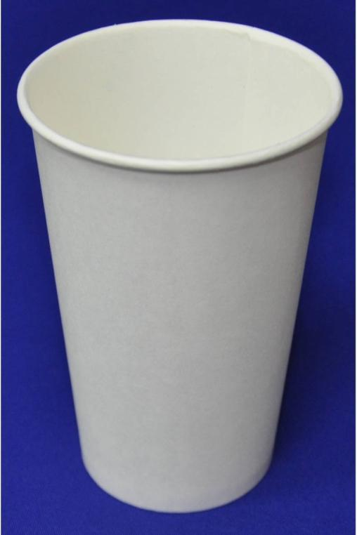 Бумажный стакан Huhtamaki SP16S белый d=90 400мл
