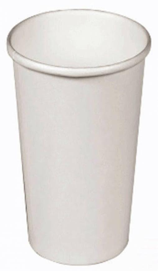 Бумажный стакан Huhtamaki SP20S белый d=90 500мл
