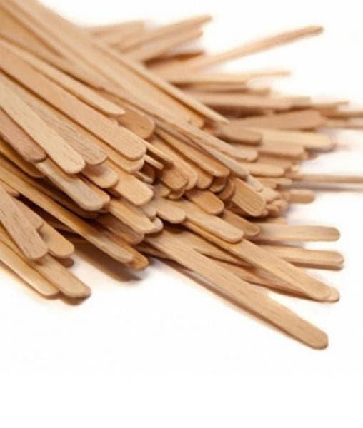Размешиватель деревянный 180мм (100 шт)