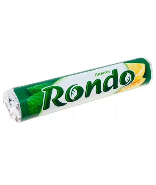 """Рондо освежающие мятные конфеты """"Лимон"""" 30г"""