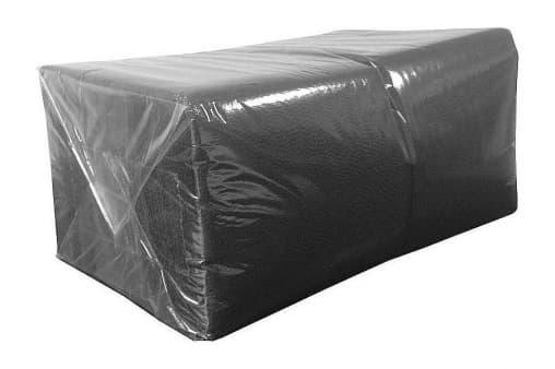 Салфетки Оптимум 24х24 см Черные 360 шт.
