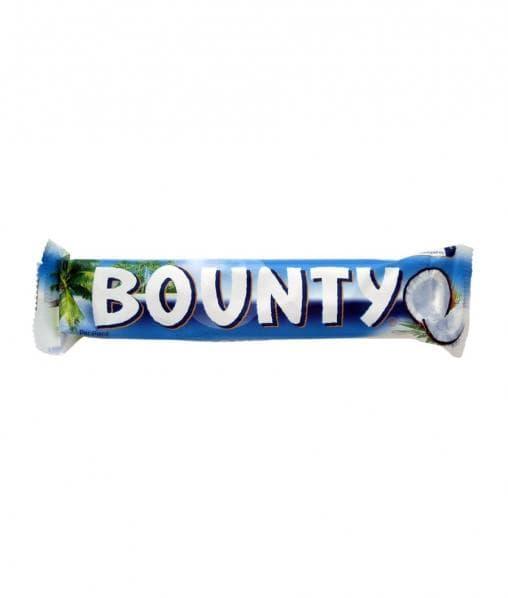 Батончик шоколадный Баунти Bounty 57 грамм