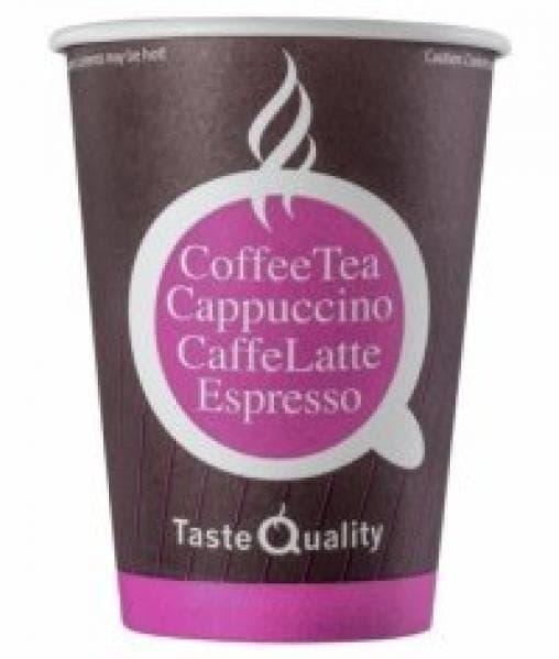 Бумажный стакан Taste Quality d=90 400мл