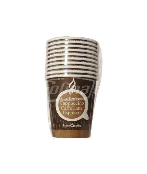 Бумажный стакан Taste Quality (100 шт) d=80 200мл