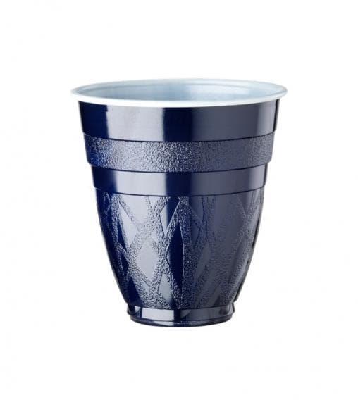 Стакан FLO SC DECO d=70.3мм 165мл синий
