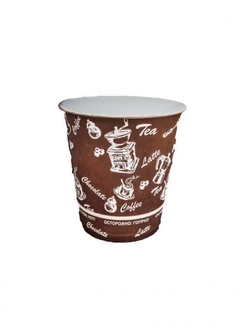 Бумажный стакан GlobalCups d=62 100мл