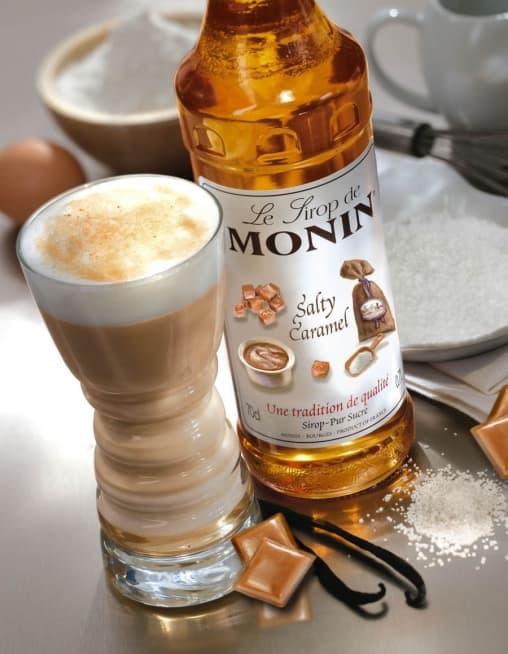 Сироп Monin Salted Caramel Соленая карамель 1000 мл