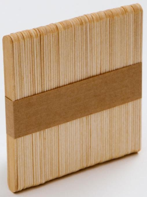 Деревянный размешиватель для вендинга 125мм