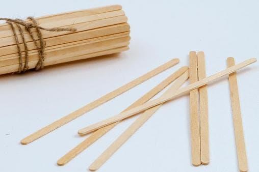 Размешиватель деревянный 140мм