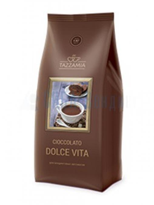 Горячий шоколад TazzaMia Dolce Vita для вендинга 1000 гр