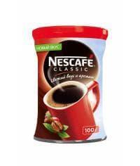Кофе растворимый Nescafé Classic ж/банка 100г
