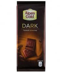 Шоколад Альпен Голд Темный Alpen Gold Dark 85г