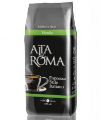 Кофе в зернах Alta Roma Verde 1000 г (1кг)