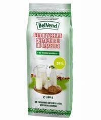 Молоко BelVend 26% 500 г (0.5 кг)