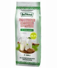 Молоко BelVend 99% 1000 г (1 кг)