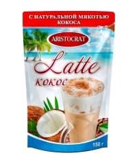 Кофейный напиток Aristocrat LATTE Кокос 150 г