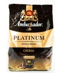 Кофе в зернах Ambassador Crema 1000 г