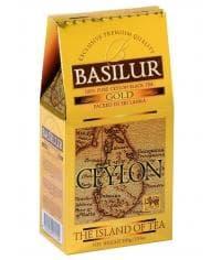 Чай черный Basilur листовой Gold OP1 100 г