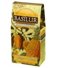 Чай черный Basilur листовой Mango & Pineapple 100 г