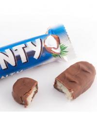 Батончик шоколадный Баунти Bounty 55г