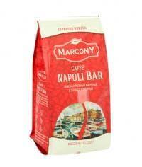 Кофе зерновой Marcony Espresso HoReCa Caffe Napoli Bar 250 гр (0,25 кг)