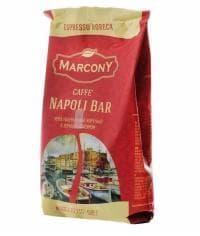 Кофе зерновой Marcony Espresso HoReCa Caffe Napoli Bar 500 гр (0,5 кг)