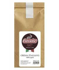 Кофе зерновой Carraro Crema Italiano 1000 г (1 кг)