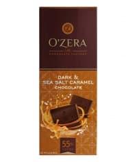 """Шоколад O""""Zera Dark 55% горький 90 г"""