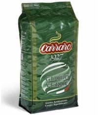 Кофе зерновой Carraro Globo Verde 1000 г (1 кг)