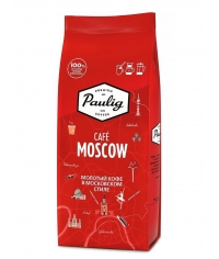 Кофе молотый Paulig Cafe Moscow 200 г