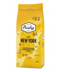 Кофе молотый Paulig Cafe New York 200 г