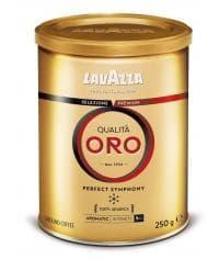 Кофе молотый Lavazza Qualita Oro 250г (банка)