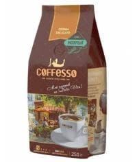 Кофе молотый Coffesso Crema Delicato 250 г (0,25 кг)