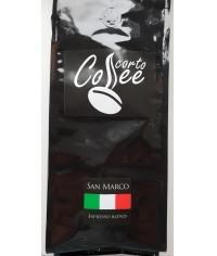 Кофе в зернах Corto Cofee San Marco 1000 г