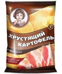 Чипсы Хрустящий картофель Бекон 40 г