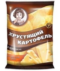 Чипсы Хрустящий картофель Сыр 40 г