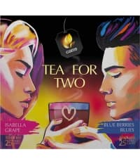 "Чай Curtis ""Tea for two"" ассорти 2x 25 саше 95 г"